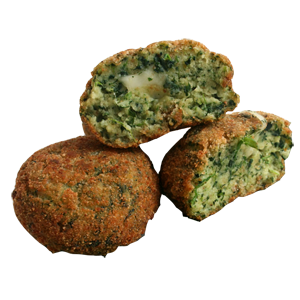 Spinach and Potato Veggieballs
